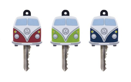 VW Collection by BRISA Schlüsselanhänger »VW Bulli T1«, 3er Set