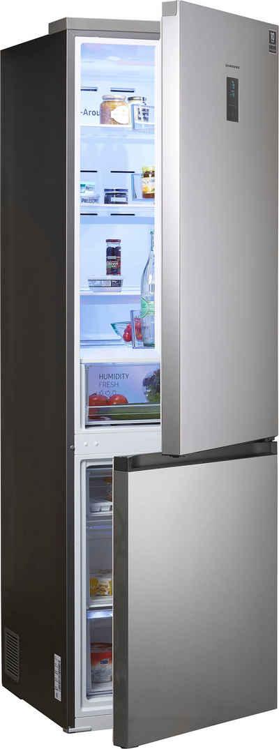 Samsung Kühl-/Gefrierkombination RL36T670CSA, 193,5 cm hoch, 59,5 cm breit