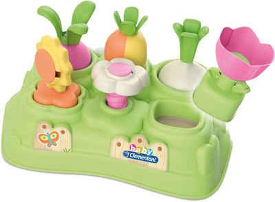 Clementoni® Steckspielzeug »Clementoni Baby - Mein erster Garten«, Made in Europe