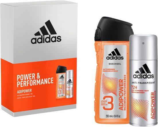 adidas Performance Geschenk-Set »ADIPOWER Man«, 3-tlg.