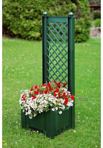 KHW Ažūrinė sienelė gėlėms 2 St. su Lauko ...