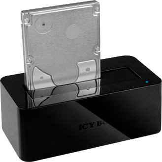 Raidsonic Festplatten-Dockingstation »ICY Dockingstation USB 3.0 for 2,5 Zoll und 3,5 Zoll SATA HDD«