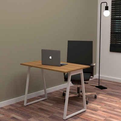 Levira Home Schreibtisch »Leith«, Breite 100 cm