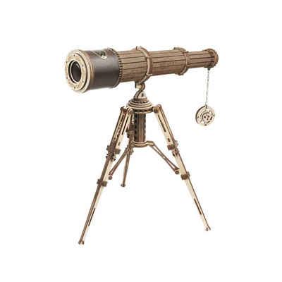 """ROKR 3D-Puzzle »""""Monocular Telescope""""«, 314 Puzzleteile"""