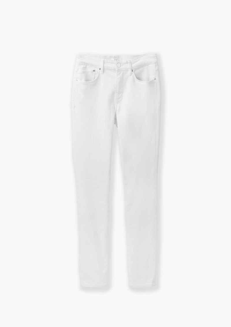 s.Oliver Stoffhose »Slim Fit: Slim leg-Jeans« (1-tlg)