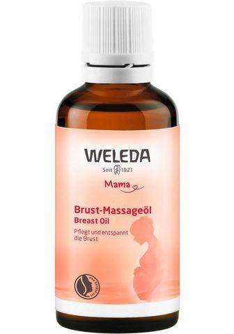WELEDA Massageöl »Brust«