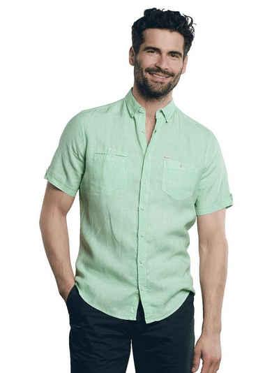 Engbers Kurzarmhemd »Kurzarm-Hemd aus Leinen«