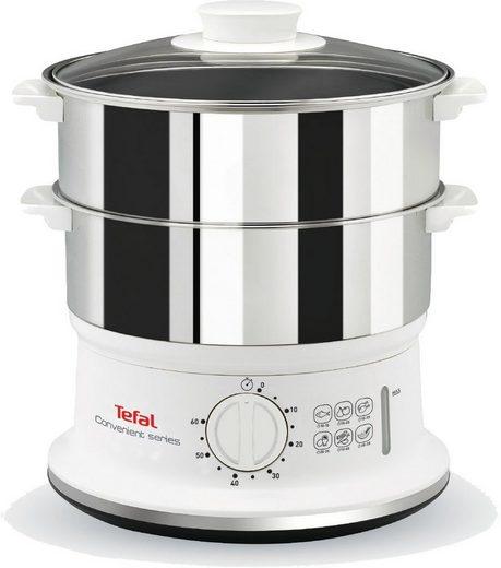 Tefal Dampfgarer VC1451, 900 Watt, Timer und automatische Abschaltung; 24cm Durchmesser