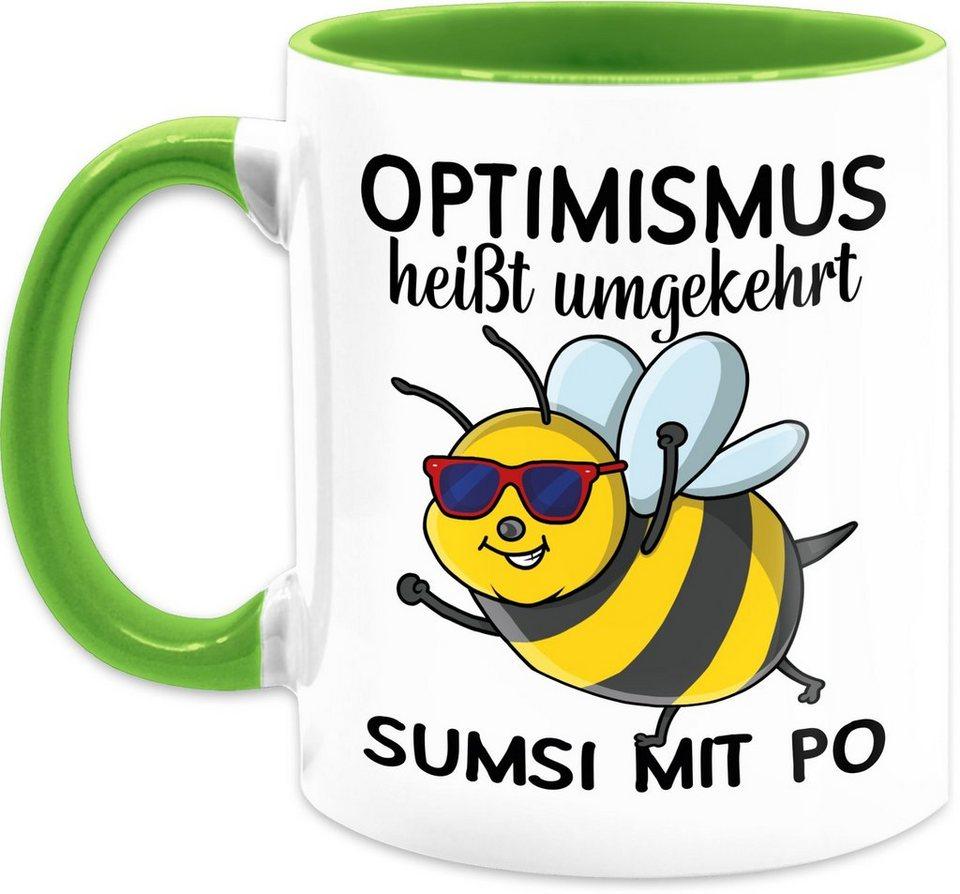 Mit umgekehrt po heißt sumsi optimismus OPTIMISMUS umgekehrt
