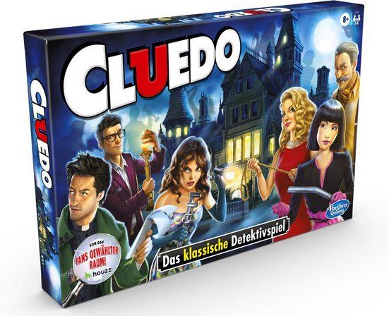 Hasbro Spiel, »Hasbro Gaming, Cluedo«