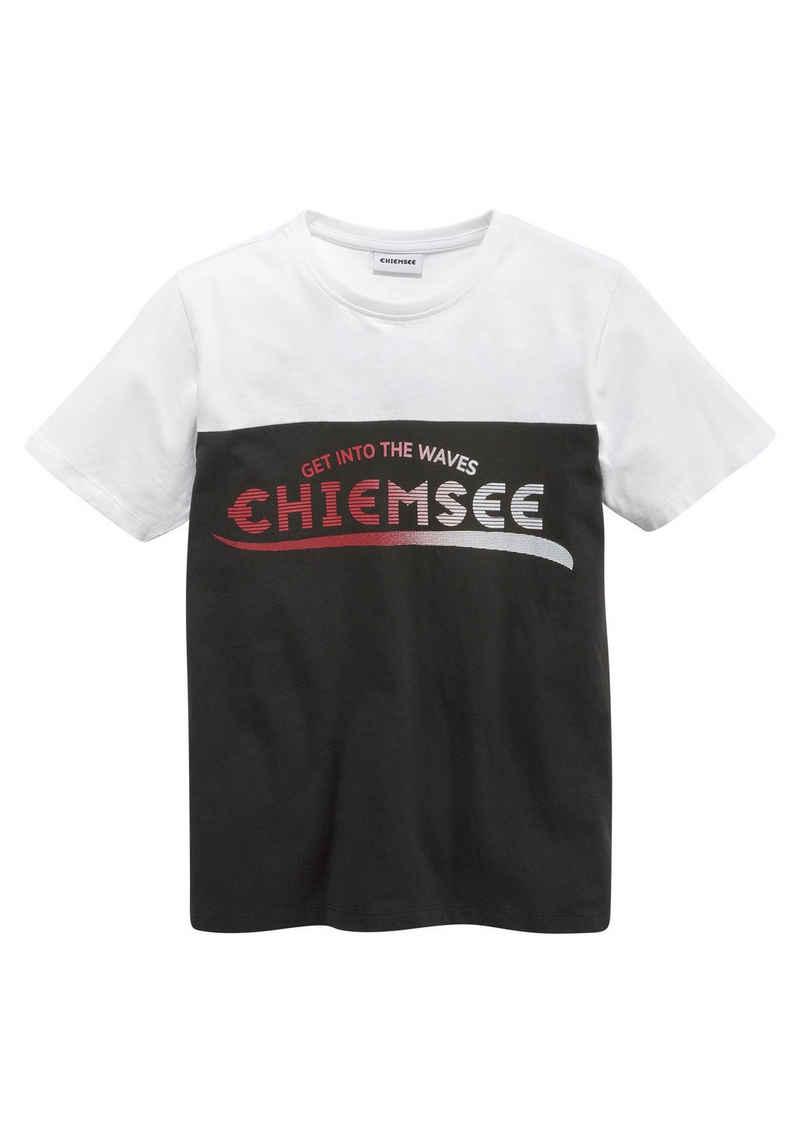 Chiemsee T-Shirt »BLACK&WHITE«