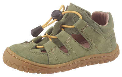 Lurchi »Nathan Barfußschuh« Sandale mit WMS Schuh Weiten Mess System