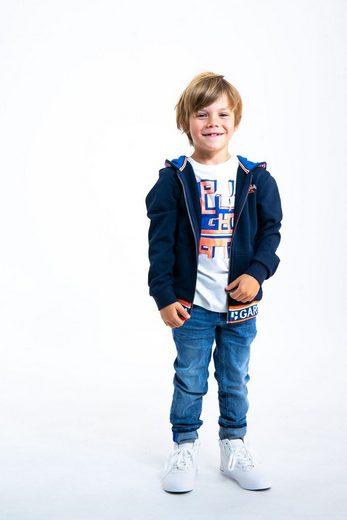 Garcia Skinny-fit-Jeans reflektierende Details