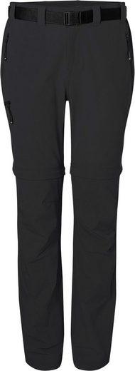 James & Nicholson Trekkinghose »Zip Off Trekking Hose FaS501201«