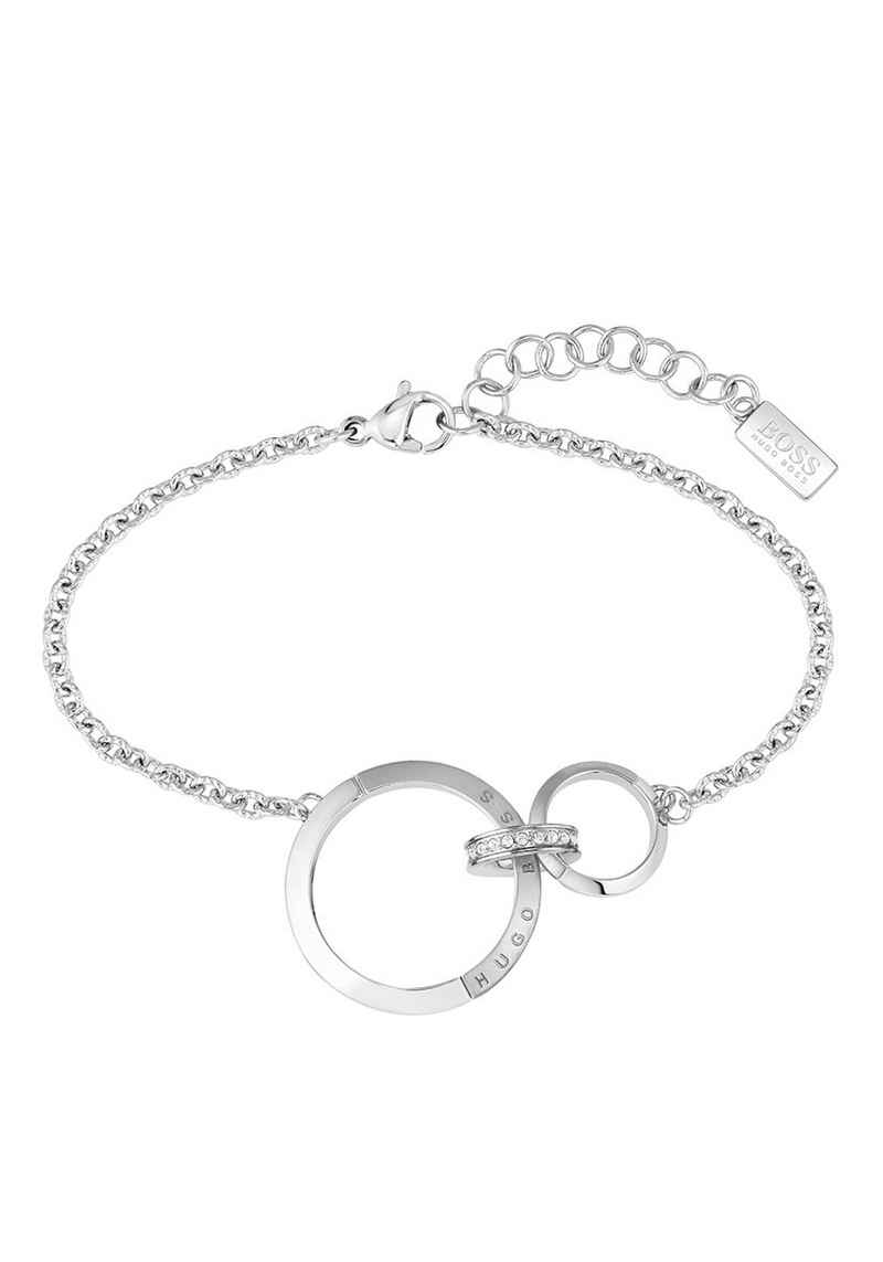 Boss Armkette »Ophelia, 1580221«, mit Glasstein