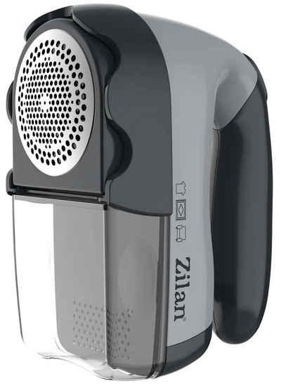 Zilan Fusselrasierer ZLN-0218, Ergonomisch geformt, 3 Fach Messer, Netz- oder Batteriebetrieb