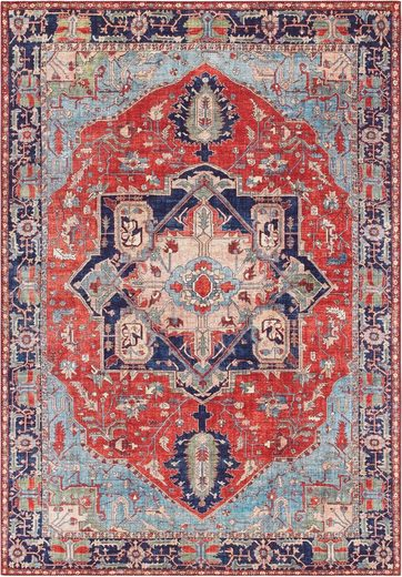 Teppich »Hamadan«, ELLE Decor, rechteckig, Höhe 5 mm, Orient-Optik
