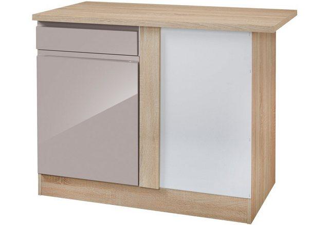 Held Möbel Eckunterschrank Virginia, Breite 110 cm,
