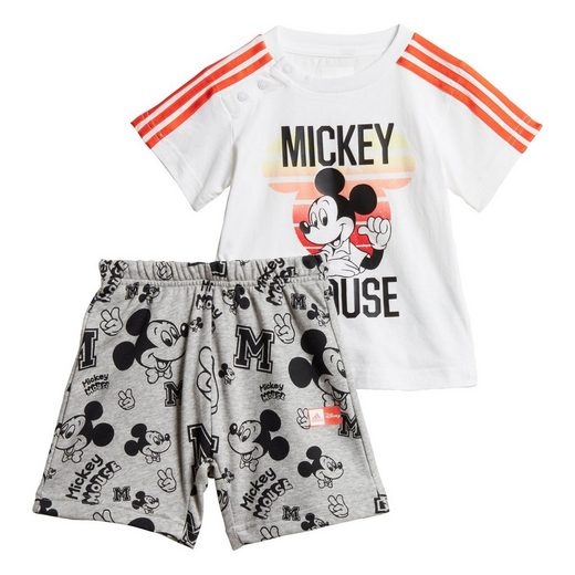 adidas Performance Trainingsanzug »Disney Mickey Maus Sommer-Set«