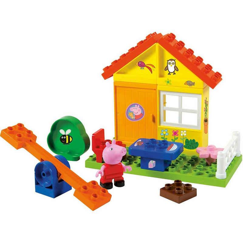 BIG Spielbausteine »PlayBIG Bloxx - Peppa Wutz Gartenhaus«