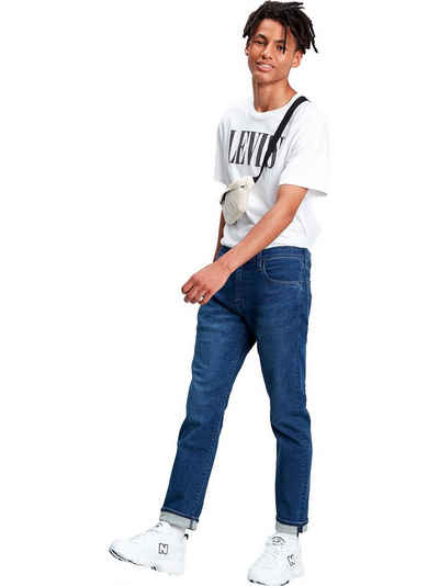 Levi's® Tapered-fit-Jeans »502 Taper« Jeanshose mit Stretch