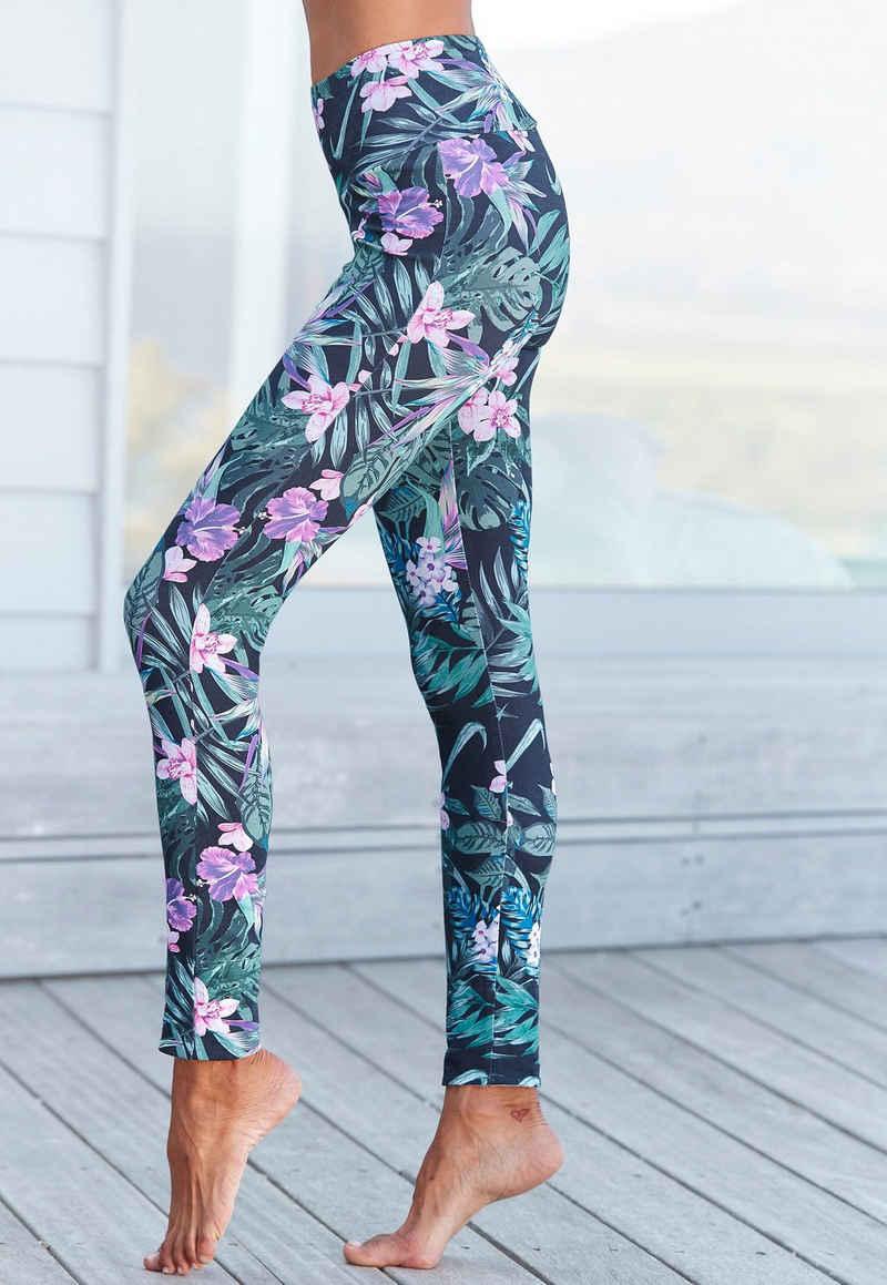 KangaROOS Leggings im Allover-Design