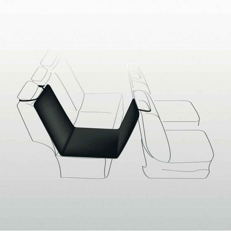 TRIXIE Tier-Autoschondecke »Hundedecke Autositz Pfotenmotiv«