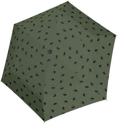Knirps® Taschenregenschirm »US.050 Ultra Light Slim Manual, umbrella olive«