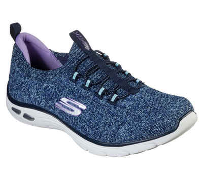 Skechers »EMPIRE D'LUX - SHARP WITTED« Slip-On Sneaker mit Bio-Dri-Ausstattung