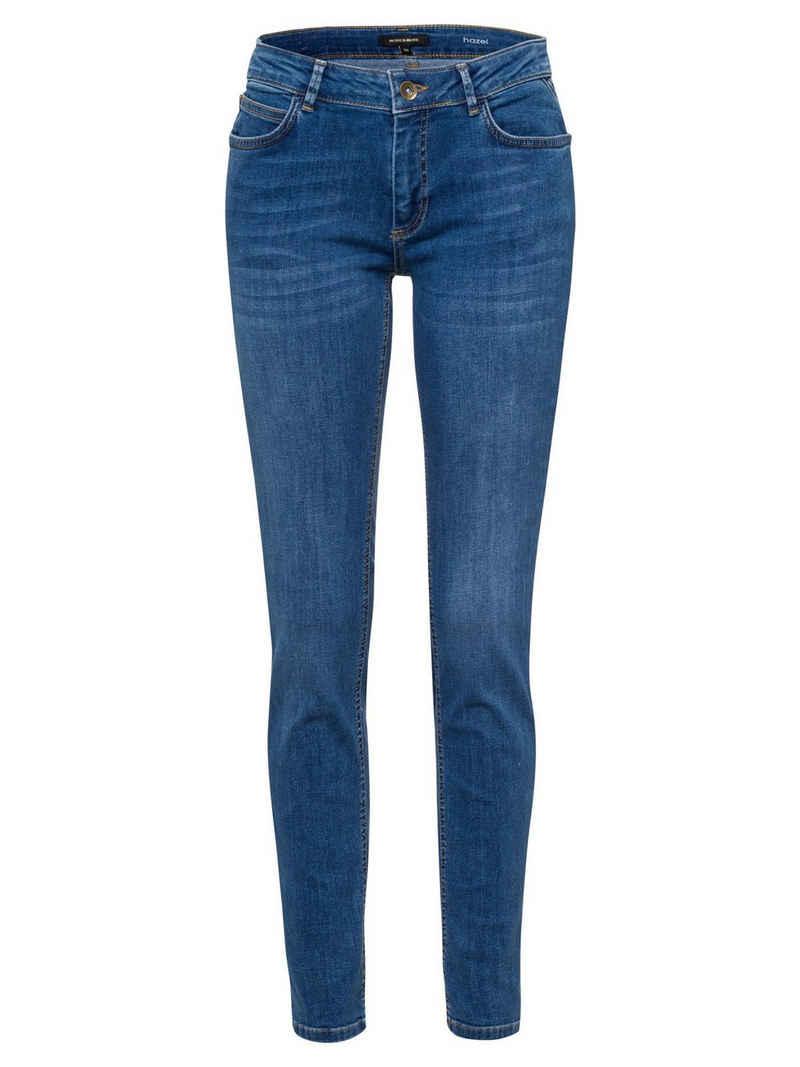MORE&MORE Gerade Jeans (1-tlg)