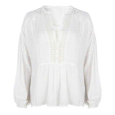 Esqualo Blusenshirt »Esqualo HS20.36208 Bluse off white« Esqualo HS20.36208 Bluse off white