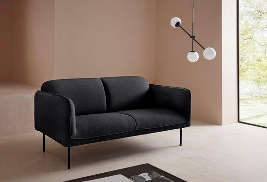 LeGer Home by Lena Gercke 2-Sitzer »Finia«, mit besonderer Armlehnen Opitk