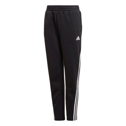 adidas Performance Trainingshose »3-Streifen Doubleknit Tapered Leg Hose«