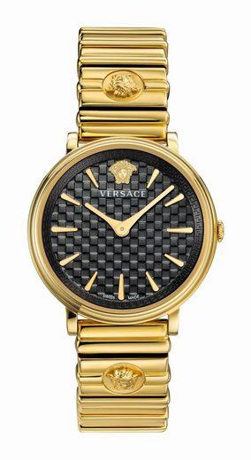 Versace Schweizer Uhr »V Circle«