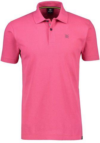 LERROS Polo marškinėliai su kleinen Prints