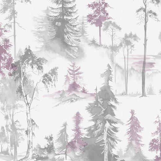 Vliestapete »Mystical Forest«
