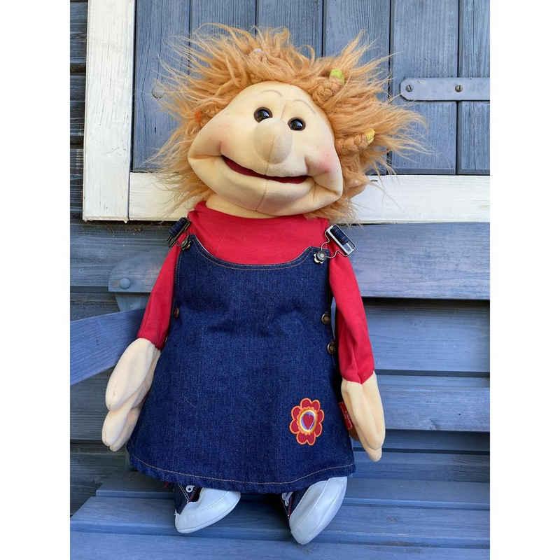 Living Puppets Handpuppe »Living Puppets Sammler-Handpuppe mit Jeanskleid« (Packung)