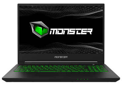 """Monster Notebook Abra A5 V17.2 15,6"""" Gaming Laptop Gaming-Notebook (39,62 cm/15.6 Zoll, Intel Core i5, RTX 3050 Ti, 512 GB SSD, 144HZ)"""