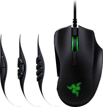 RAZER »Naga Trinity« Gaming-Maus (kabelgebunden)