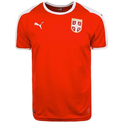 PUMA Fußballtrikot »Serbien Wm 2018 Heim«