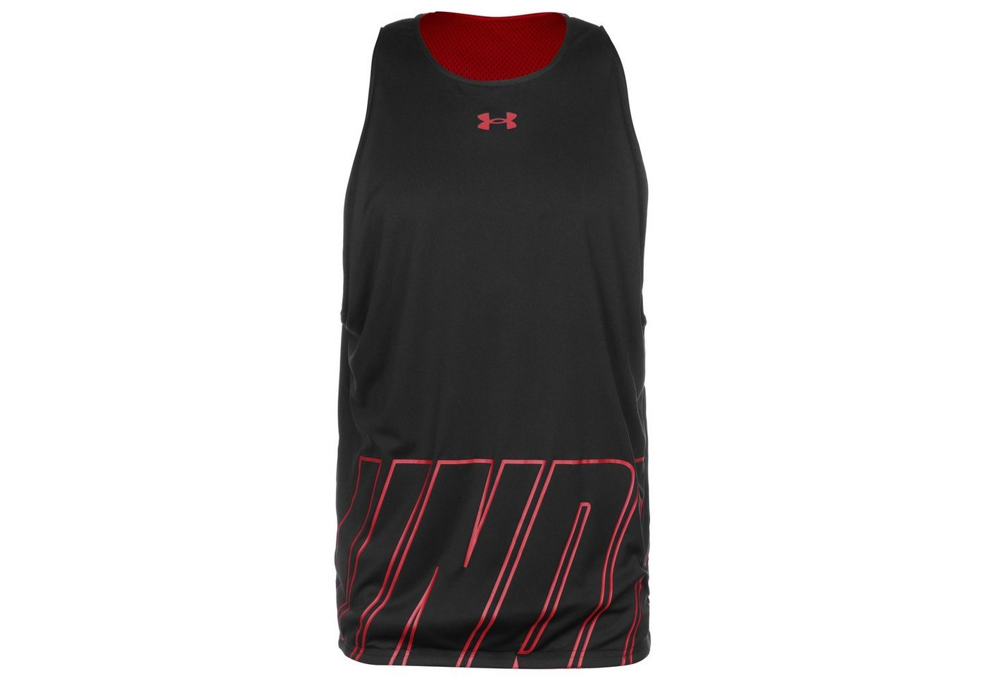 under armour® -  Tennisshirt »Baseline Reversible«