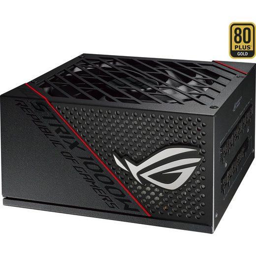 Asus »ROG-Strix-1000G 1000W, 6x PCIe, Kabel-Management« PC-Netzteil