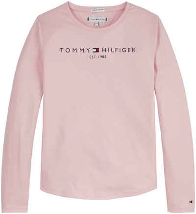 Tommy Hilfiger Langarmshirt »TH TEE L/S«