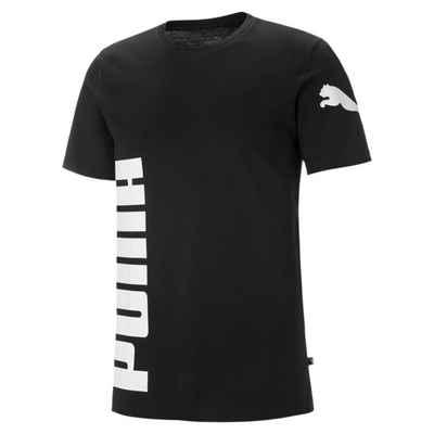 PUMA T-Shirt »Big Logo Graphic Herren T-Shirt«