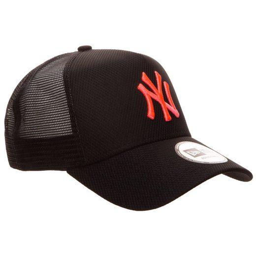 New Era Trucker Cap »Mlb New York Yankees Diamond Era«