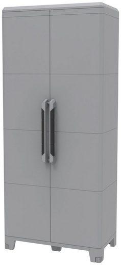 Kreher Mehrzweckschrank B/T/H: 78x43,6x184,4 cm, abschließbar