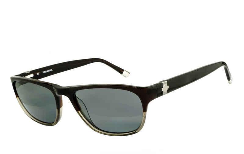 HARLEY-DAVIDSON Sonnenbrille »HD0479-55BRN-a« HLT® Qualitätsgläser mit Antibeschlagbeschichtung