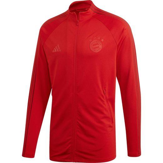 adidas Performance Sweatjacke »Fc Bayern München Anthem«