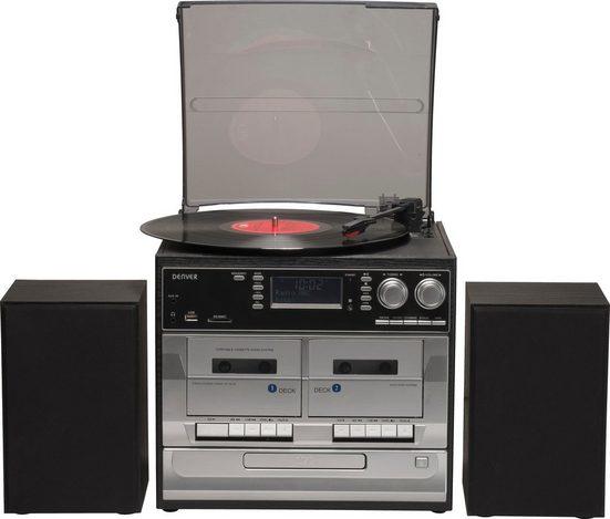 Denver »MRD-166« Kompaktanlage (UKW Radio)