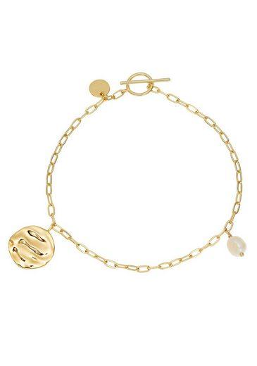 Noelani Armband »Baroque Pearl, 2030121«, mit Süßwasserzuchtperle